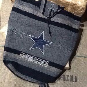 Handbags - Dallas Cowboys Knit Backpack